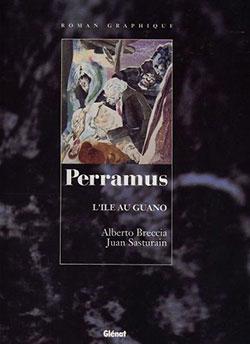 Perramus, de Alberto Breccia et Juan Sasturain