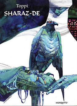 Sharaz-De, de Sergio Toppi