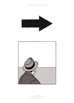 '(Le) sens' de Marc-Antoine Mathieu